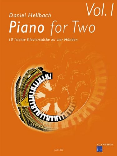 Piano For Two Vol. 1