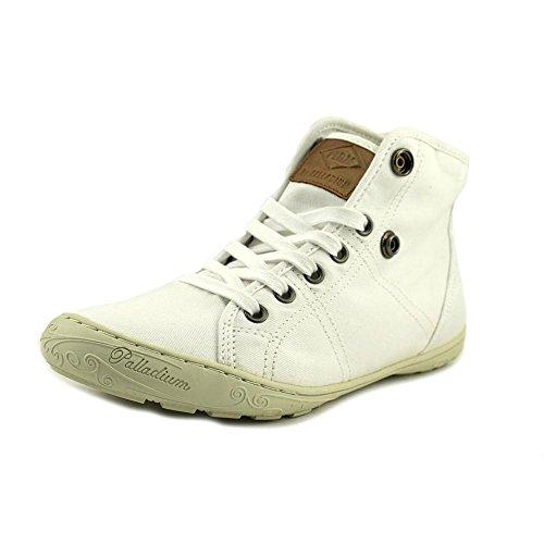 Palladium Gaetane TWL Cuir Baskets white