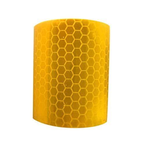 Helmets & Protective Gear Dedicated Lightweights 3m Scotchlite Reflective Dots Sporting Goods 7x Orange.