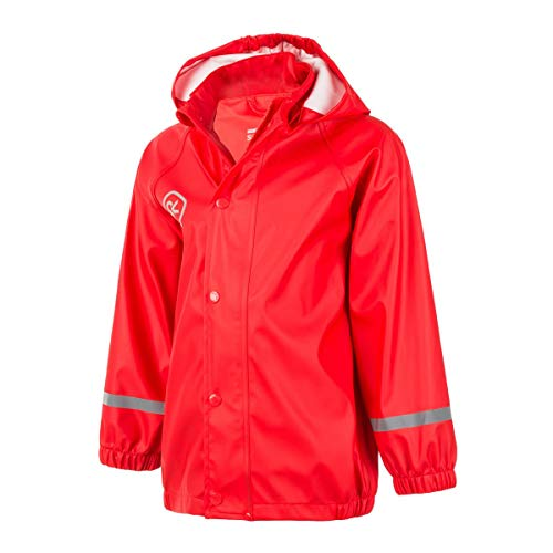 Color Kids Premium Regenjacke Racing Red-104
