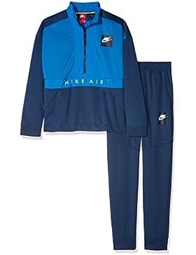 Nike 892474 - Chándal, Niños, Azul (Navy/Blue Nebula/White/Blue Nebula) XL