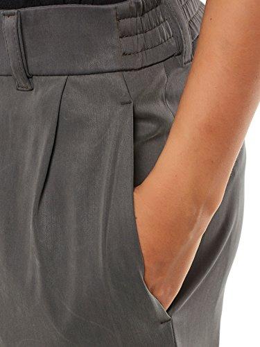 Drykorn Damen Hose NO, Farbe: Dunkelgrau Dunkelgrau