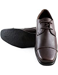 Willy Winkies - Brown Color Genuine Leather Shoes-109