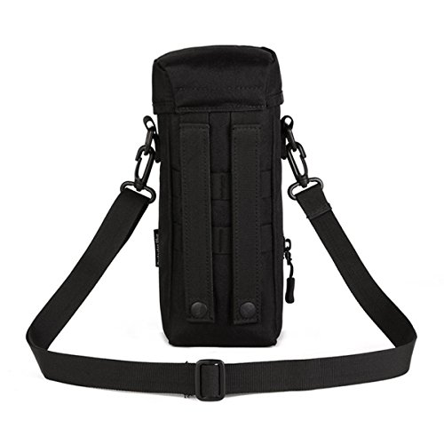 HWDSBXN Borsa per bricolage, bollitore da viaggio per l'alpinismo, borsa da arrampicata per acqua, pacchetto croce diagonale spalla , B C