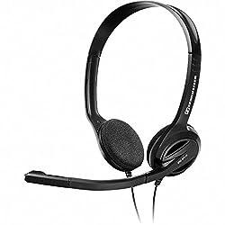 Sennheiser PC 31 II On-Ear Headphone with Mic