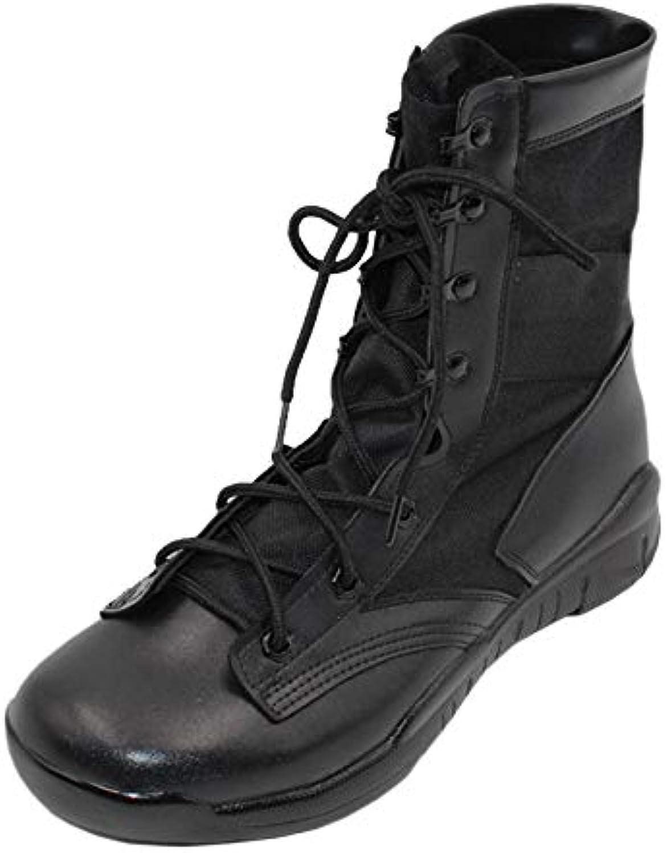 Uirend Scarpe Lavoro Militare Uomo - Uomo Militare Patrol Lavoro Escursionismo Scarpe Tactical del Deserto Stivali... | Speciale Offerta  | Uomini/Donne Scarpa