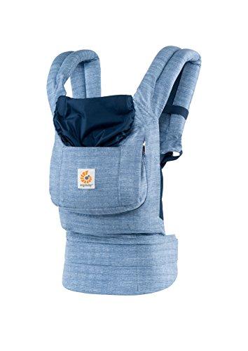 Ergobaby Babytrage Kollektion Original (5.5 - 20 kg), Vintage Blue thumbnail