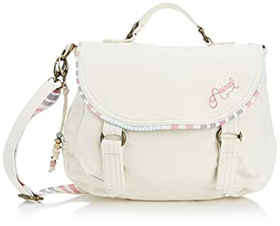 Animal Womens Chase Cross-Body Bag LU5SG311 Cream