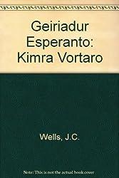 Geiriadur Esperanto: Kimra Vortaro