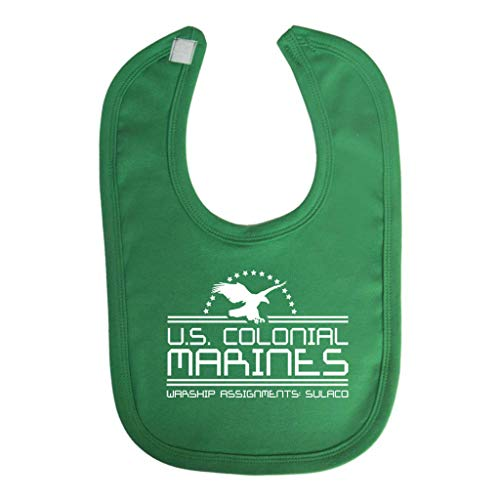 Alien US Colonial Marines Baby And Toddler Velcro Close ()