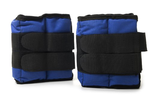 FA Sports Gewichtsmanschette Kepai Sports Sandbag Kl 2604, Blau/schwaz, 32x15x3, 271