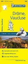 Drome/Vaucluse (Michelin Local Maps)