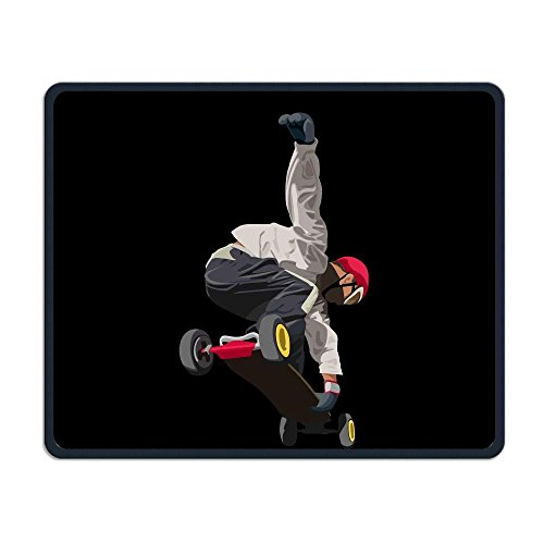 Smooth Mouse Pad Free Stree Skate Mobile Gaming MousePad Work Mouse Pad Office Pad