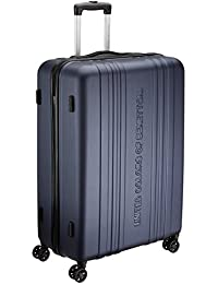UCB ABS 78 cms Navy Suitcases (0IP6HAB28E02I)
