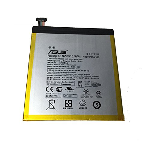 batteria tablet asus Batteria Asus ZenPad 10Z300C P023C11p15024750mAh ricambio originale