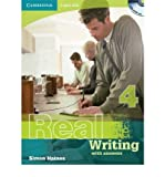 [(Cambridge English Skills Real Writing 4 with Answers and Audio CD: Level 4)] [ By (author) Simon Haines ] [June, 2008]