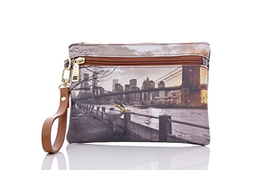 Y NOT? BORSA DONNA POCHETTE HANDLE SMALL I-342 Fame New York