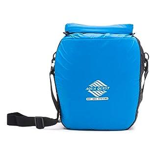 Aqua Quest COOL CAT Waterproof Thermal Cooler Bag 12L Blue, Keep Food Hot for Picnic, Boating, Baby