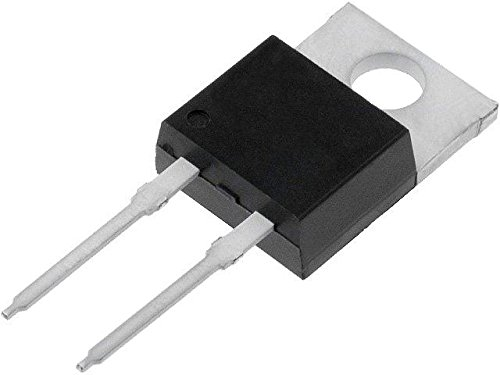 2x STTH1212D Diode rectifying 1.2kV 12A 50ns 1.23÷1.32mm TO220AC