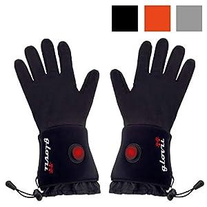 Glovii Akku Beheizte Thermoaktive Handschuhe, Größen: XXS-XL