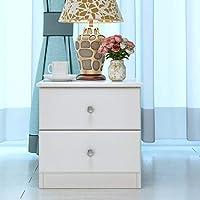 Eeayyygch Mesillas de Noche Muebles de Madera Maciza Dormitorio de Simplicidad Moderna Gabinete de ángulo de Almacenamiento (Color : -, tamaño : -) - Muebles de Dormitorio precios