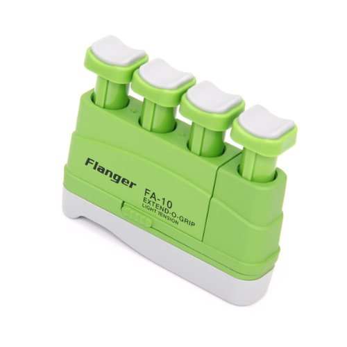 Generic Portable Green Light Tension Guitar Extend-O-Grip Hand Exerciser