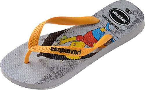 94ef41260cfdfe Havaianas Unisex Adults Simpsons Flip Flops