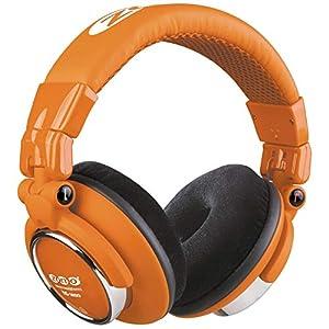 Zomo HD-1200 Professioneller Stereo-Ausinės (110dB, 3m) toxic orange