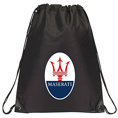 black-maserati-badge-drawstring-school-pe-gym-kit-bag