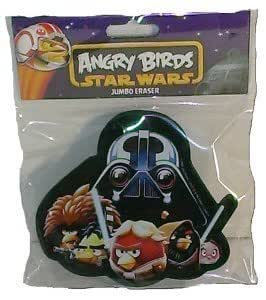 star wars angry birds jumbo radiergummi spielzeug. Black Bedroom Furniture Sets. Home Design Ideas