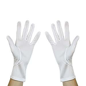 Jasmine Silk Ultmate Pure Silk Moisturising Gloves Adult Eczema Hands Skincare One Size - Unisex