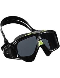Aqua Sphere Erwachsene Taucherbrille / Tauchmaske / Schwimmbrille Seal 2.0, getönte Gläser