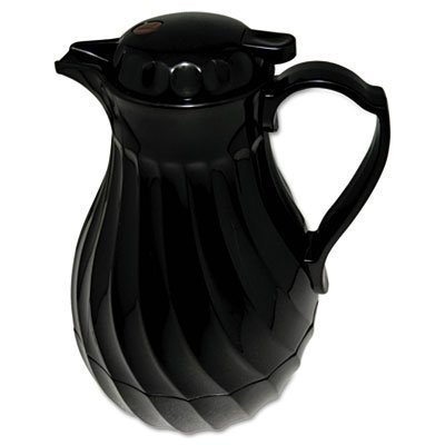 hormel-poly-lined-carafe-swirl-design-40oz-capacity-black-product-category-breakroom-and-janitorial-