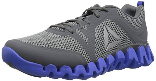 Reebok Men's Zig Evolution 2.0 Sneaker, Black