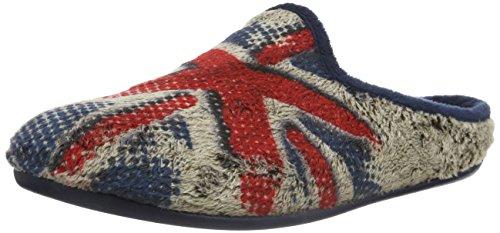 Pantofole Florett Mens John Multicolor