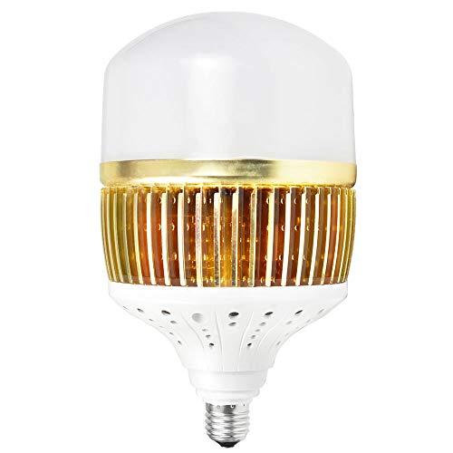 MENGS CL-Q100W Hohen Lumen E27 LED Globus Lampe Ersatz für 800W Halogenlampen 100W LED Leuchtmittel Aluminium-Fin + PC Abdeckung Neutralweiß 13000LM AC 85-265V