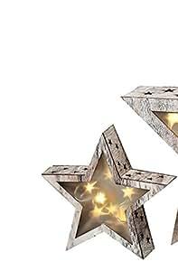 led stern queenstown klein deko dekostern leuchtender stern weihnachten advent. Black Bedroom Furniture Sets. Home Design Ideas
