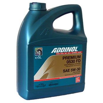 5 Liter ADDINOL SAE 5W-30 Premium 0530 FD Motoröl