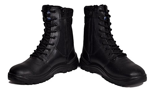 Allen Cooper Combat Safety Boot AC 1095, Size 10 image - Kerala Online Shopping