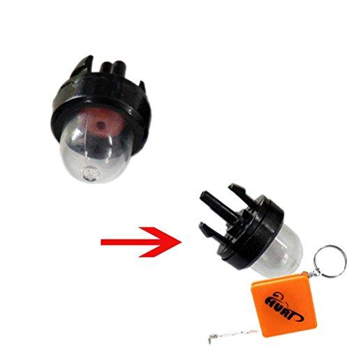 HURI Primer Pumpe Ballpumpe Druckpumpe passend für Motorsäge Trimmer Dolmar Tanaka Echo Husqvarna STIHL