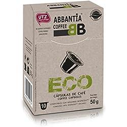Café eco en cápsulas biodegradables 120uds