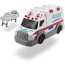 Dickie 203302004 - Ambulanza, 15 cm