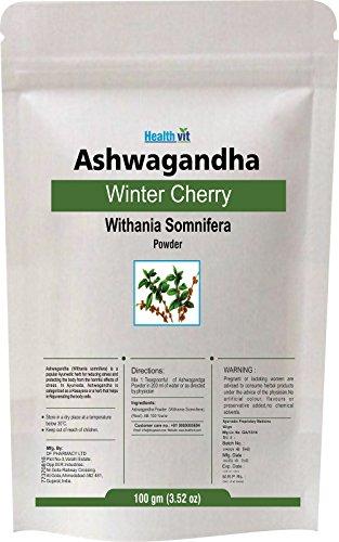 Healthvit Ashwagandha Powder - 100 g