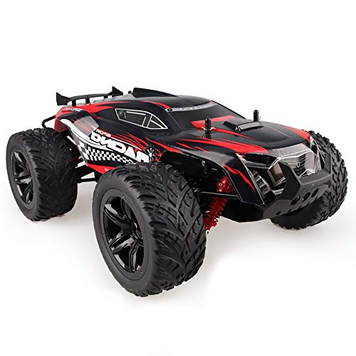 RC Auto Profi Ferngesteuertes Auto 1:10 Skala 2,4 GHz RC Racing Buggy Auto Offroad Elektro High Speed Monster Truck Rennen Crawler 4WD Entfernung Fahrzeug Spielzeug Radio gesteuertes Auto (Crawler Spielzeug)