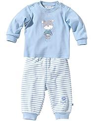 BORNINO Schlafanzug 2-tlg. Baby-Pyjama Baby-Nachtwäsche
