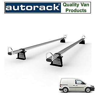 Autorack WorkReady 2 BARS For: Caddy Van (2004-onward)