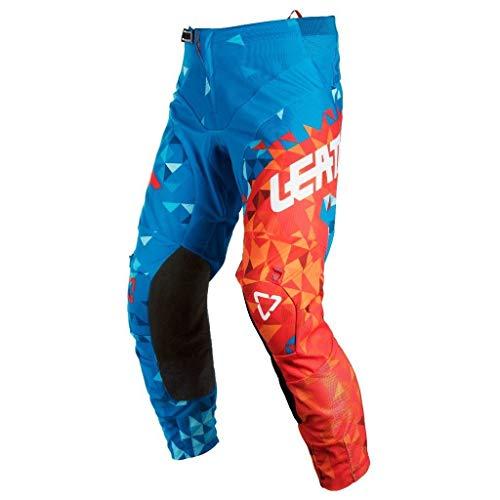 Leatt GPX 4.5 MX Pants 38 inch Blue Red
