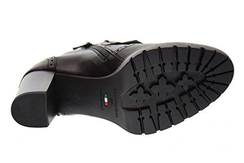 NERO GIARDINI Scarpe Donna Tronchetti con Il Tacco A719930D/100 Nero Nero