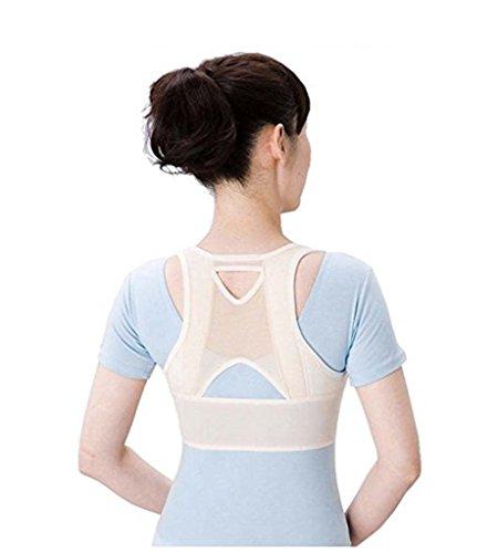 Kyphose Korrektur Gürtel, Erwachsene Männliche Und Weibliche Unsichtbare Student Kinder Rückenorthesen Korrekte Kyphose,S