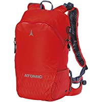 ATOMIC AL5043110 Mochila de esquí Touring para Hombre y Mujer, Backland UL, Unisex Adulto, Rojo Claro, 15 litros, 500 x 142 x 280 cm